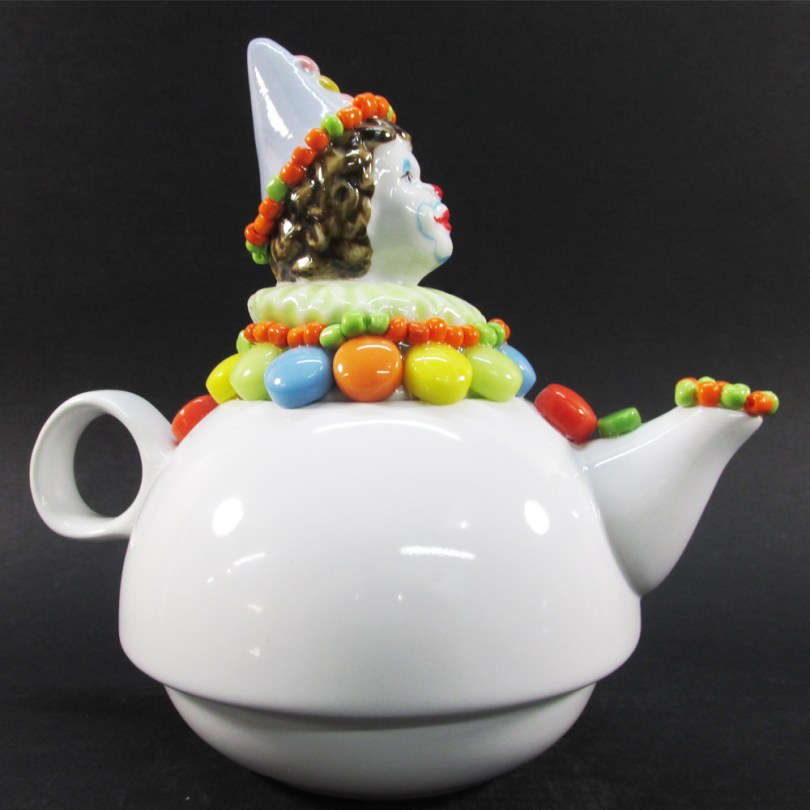 Clown Tea Pot