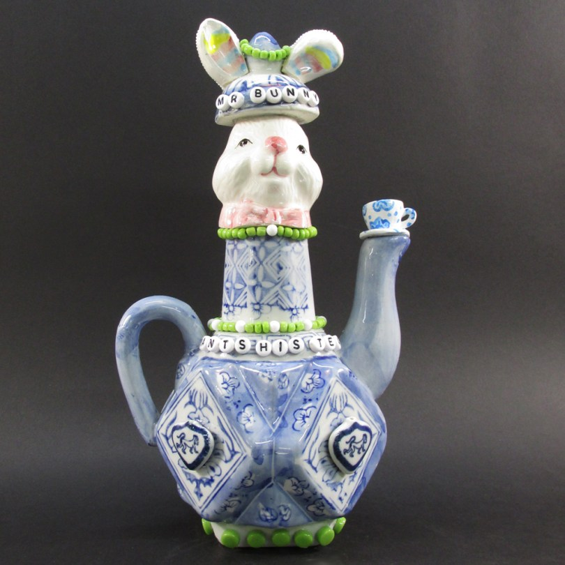 Mr. Bunny Wants His Tea
