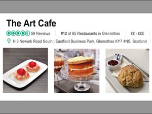 the art cafe glenrothes tripadvisor review