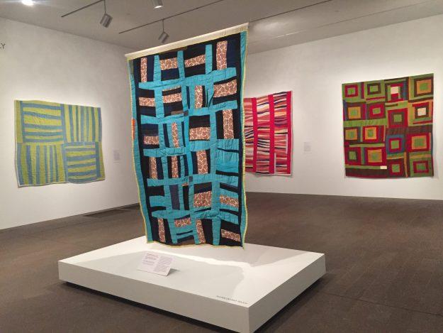 Gee's Bend quilts, de Young Museum, 2017, T. Vatrt image