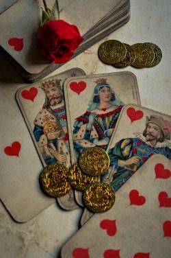 Royal Flush coins 1