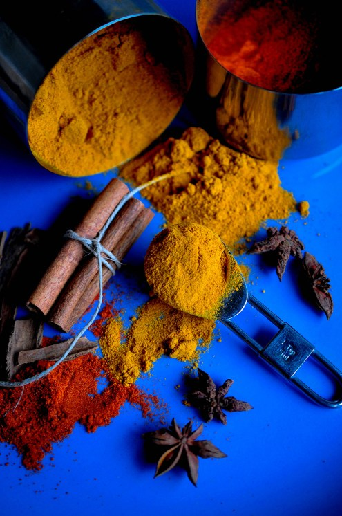 Curry spices 14