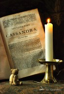 Aloysius reads Cassandra