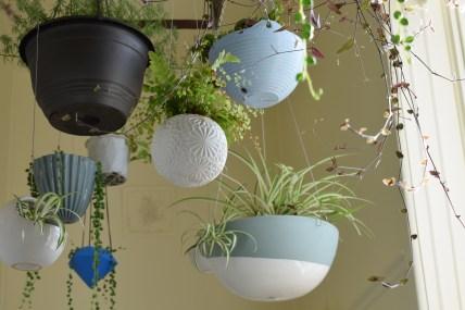 'the garden' upstairs bathroom