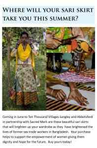 Sari skirt poster 11x17 (1)
