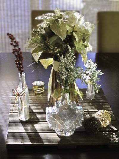 Faux Mercury Glass Vases Diy The Artful Crafter