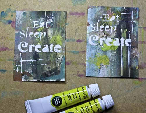 Cut Reusable Stencils With Silhouette or Cricut - The Artful