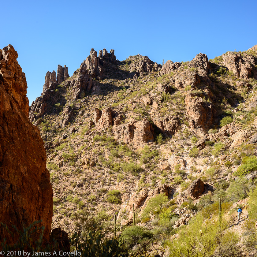 Photo Adventure—Ragged Top in Ironwood Forest National Monument, Arizona