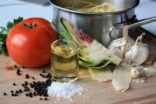 Tuscan Ingredients