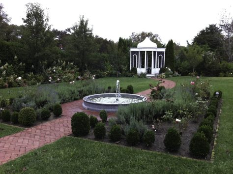 The Vincent House Gardens
