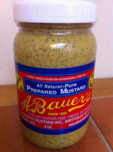 A. Bauers Mustard