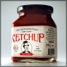 Sir Kensington's Spiced Ketchup