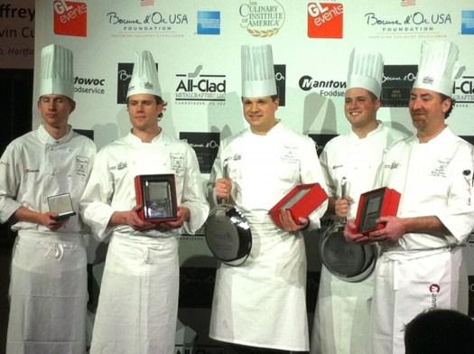 Bocuse D'Or 2012 Finalists