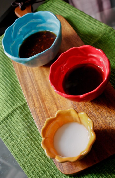 Soy-Chile Sauce & Marinade
