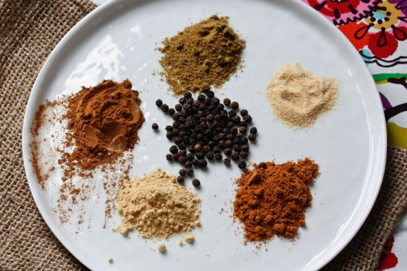 Indian Vindaloo Spices