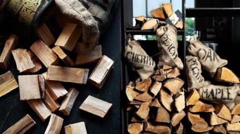 Baxter's Premium Smoker Wood