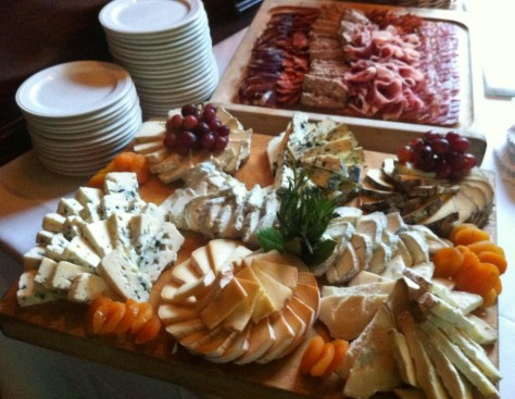 Cheese and Chartucerie at Orsay