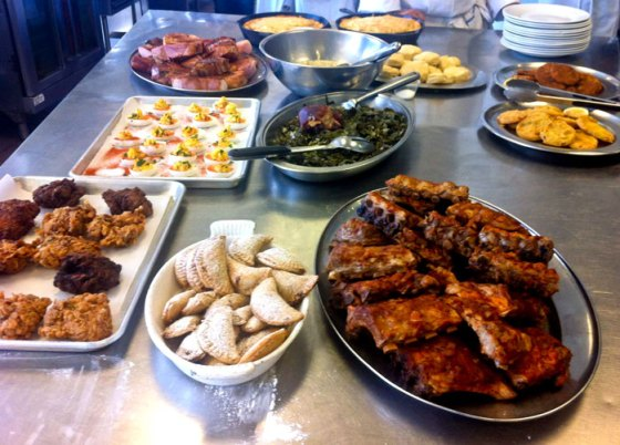 A Southern Feast