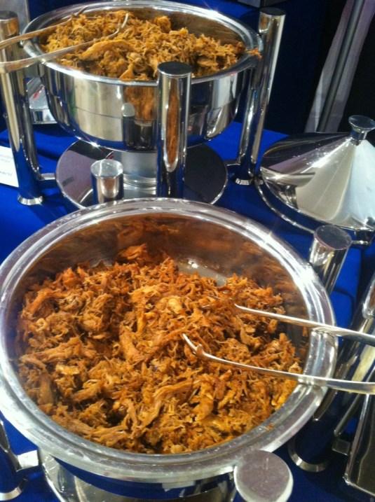 Herb Rub Oven-Braised Pulled Pork