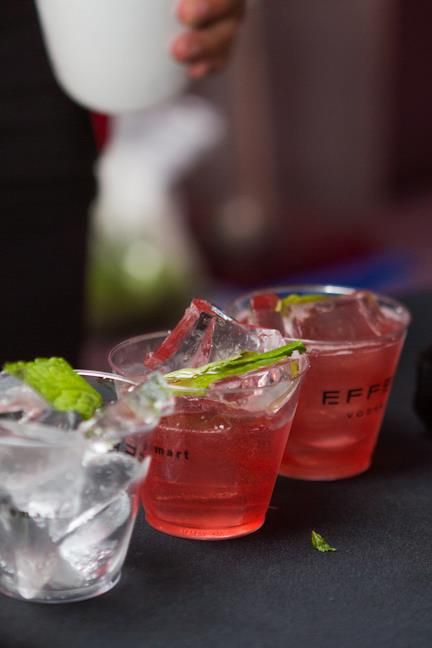Effen Vodka Cocktails