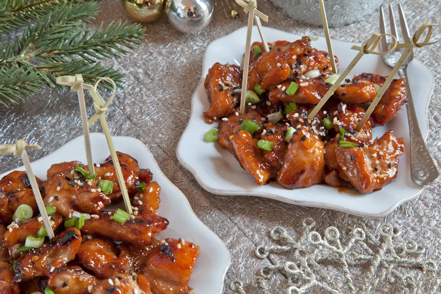5 holiday appetizer recipes and colavita olive oil holiday for Asian cuisine appetizers