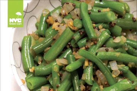 Bengali Green Beans