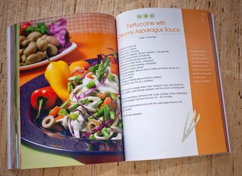Fettucine Asparagus
