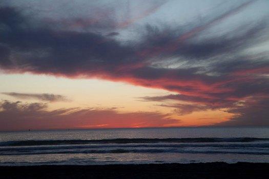 Magenta Sunsets