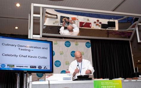 Chef Kevin Cottle