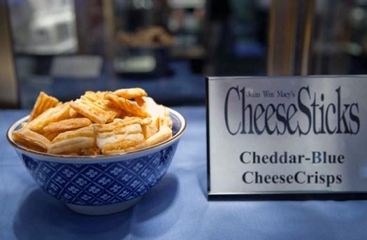 John W Macy's CheeseSticks