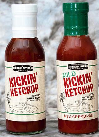 Kickin' Ketchup
