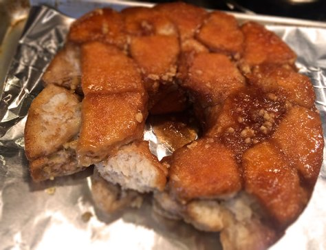 Brown Sugar Butter Monkey Bread
