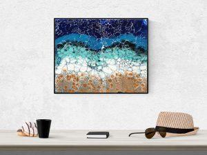 M Beach Mockup by Sabrina Gauthier