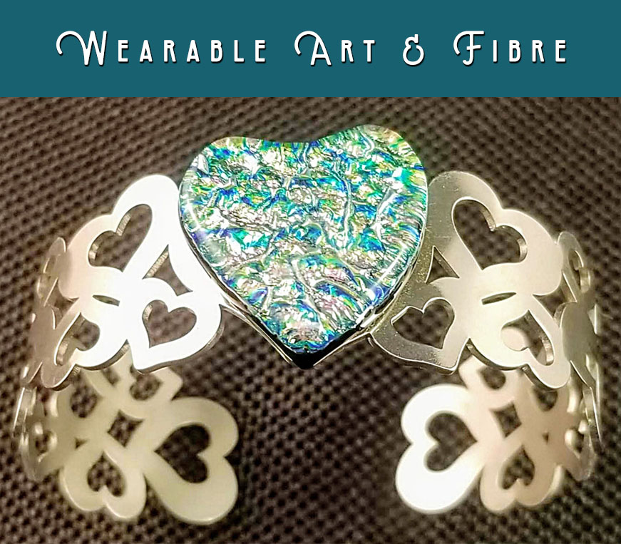 Wearable Art and Fibre at the Art Hive Collective