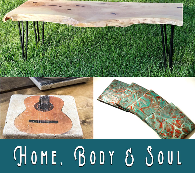 Home, Body and Soul at the Art HIve Collective