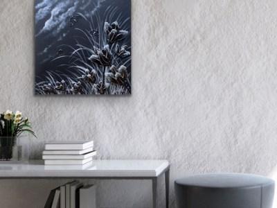 Moonlight Series #2 Display by Yvette Gagnon