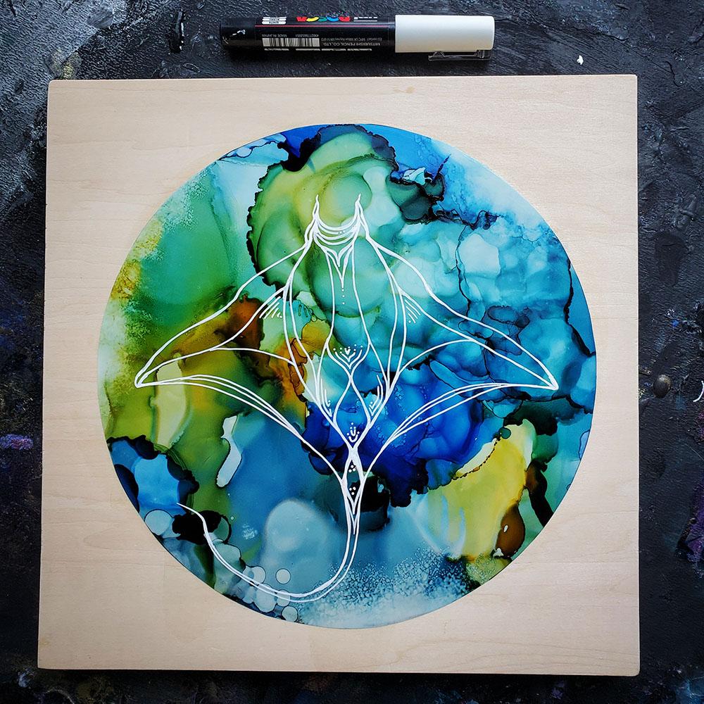 Oceana by Jessie Somers