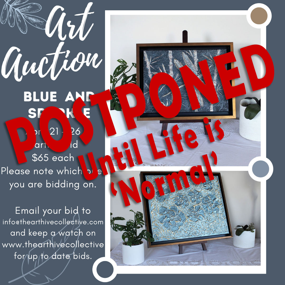 Auction Postponed
