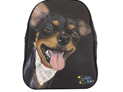 'Squirrel' Backpack