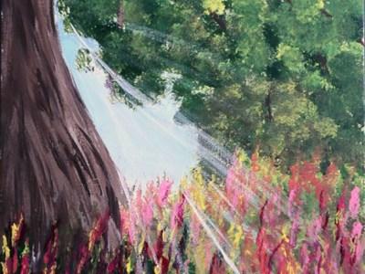 Oasis of Serenity 1 by Kathleen Truman