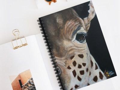 Night Watch Spiral Notebook