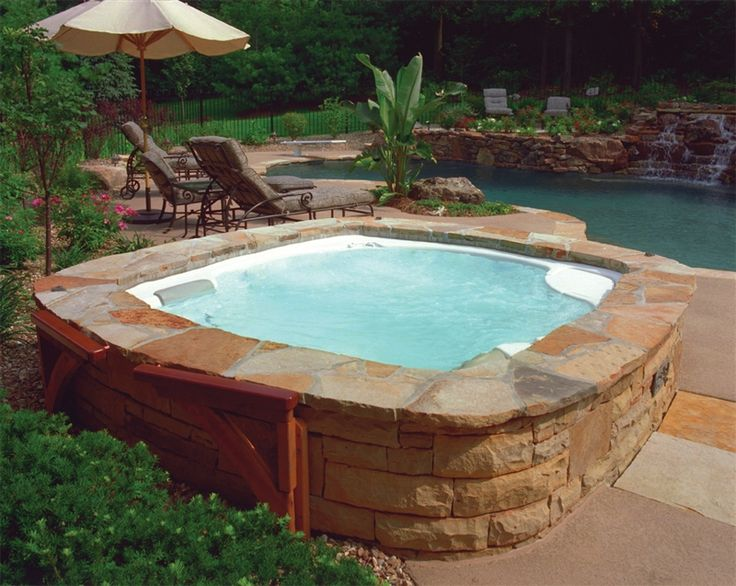 Gorgeous Hot Tubs You Wish You Had In Your Backyard  The ART in LIFE