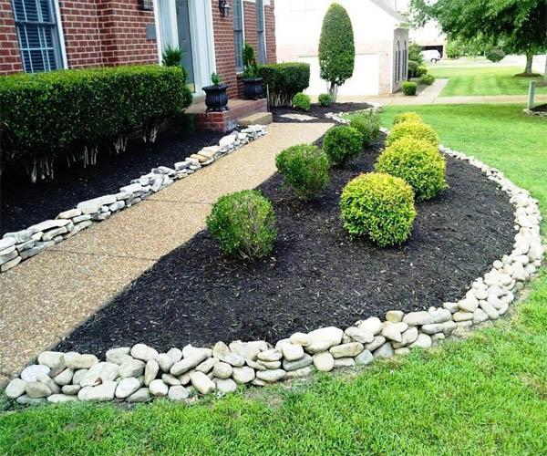 wonderful garden edging ideas
