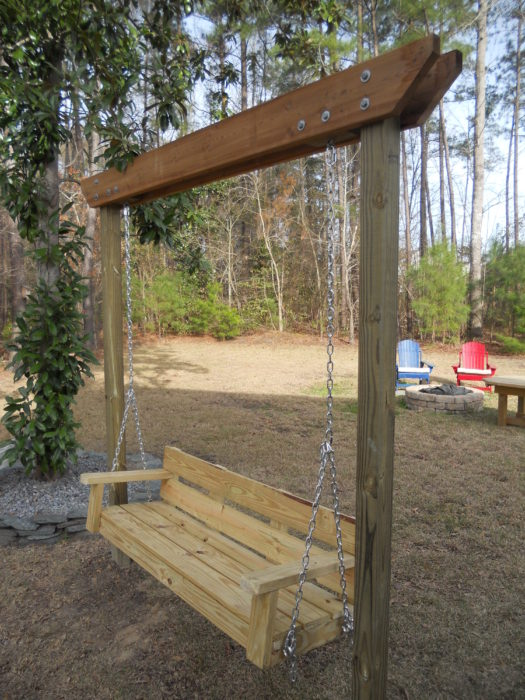 fire pit table and chairs cover minnie high chair banner 20 diy backyard ideas on a small budget - the art in life