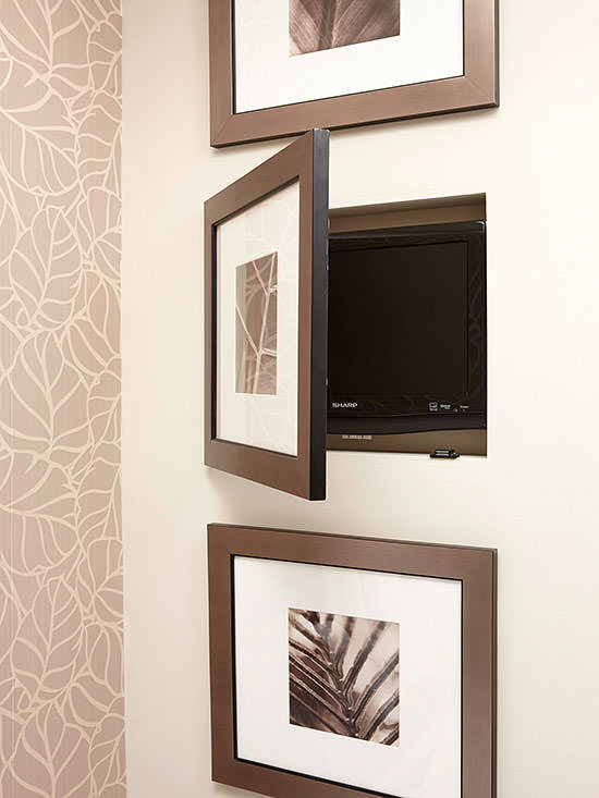 hide away trash bin kitchen towel holder 10 clever built-in storage ideas you never thought of ...