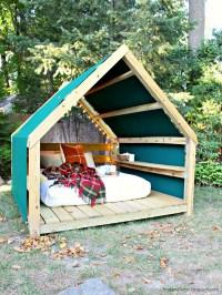 17 Magnificent DIY Outdoor Furniture Design Adding a Dash ...