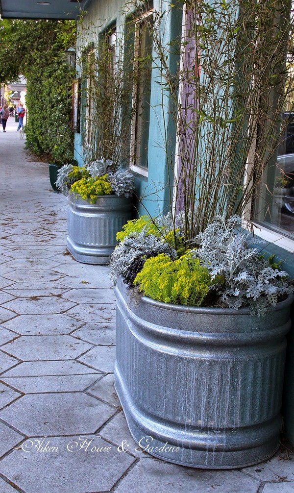 Large Garden Containers