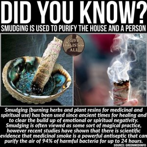 Benefits Of Smudging | The Artist April