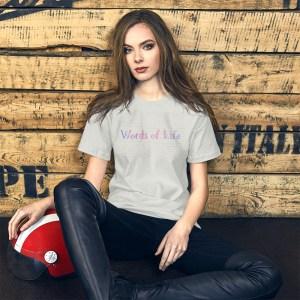 Words of Life Short-Sleeve Unisex T-Shirt