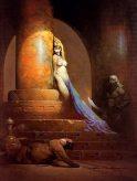Frazetta Egyptian Queen